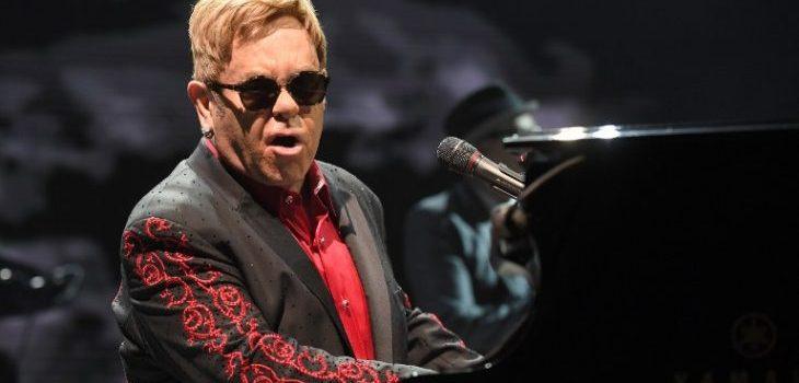 Elton John   Agencia AFP   Roland Schlager