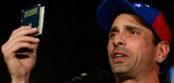 Henrique Capriles | AFP