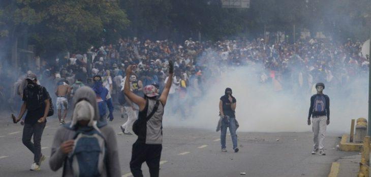 Protesta en Caracas | Federico Parra | Agence France-Press