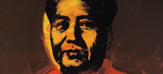 El retrato de Mao Zedong subastado | Sothebys