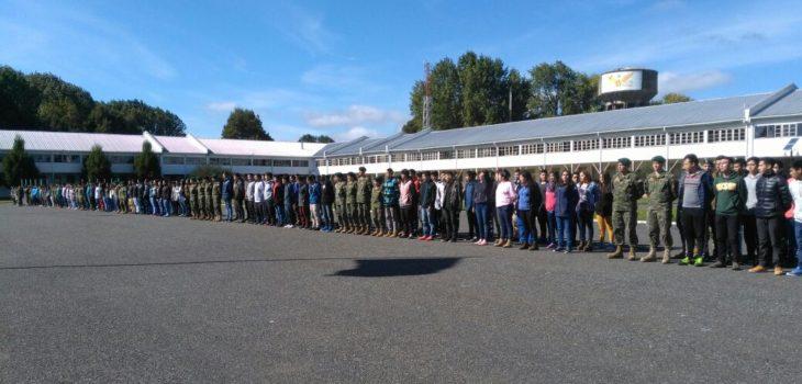 223 jóvenes inician Servicio Militar   Carlos López (RBB)