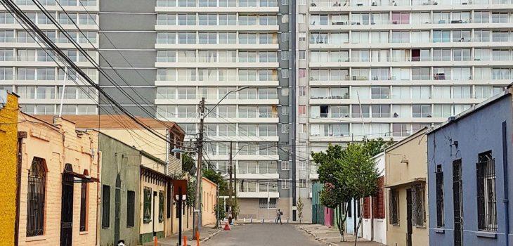 Edificios en Estación Central   JavierChile   Twitter