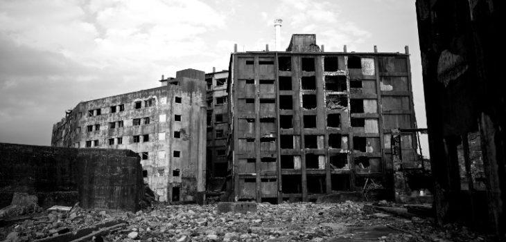 Isla Hashima | Behrouz Mehri | AFP