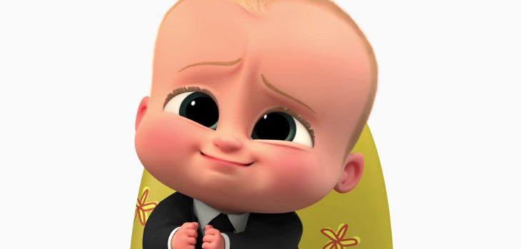 DreamWorks Animation | Jefe en pañales