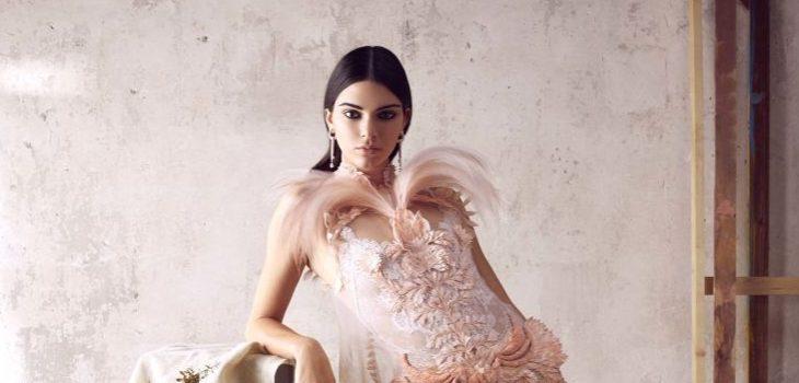 Kendall Jenner para Harper's Bazaar | www.harpersbazaar.com