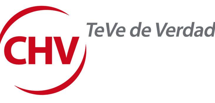 Logo institucional de CHV