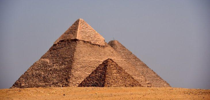 ARCHIVO | Pirámides en Guiza | Mohamed el-Shahed