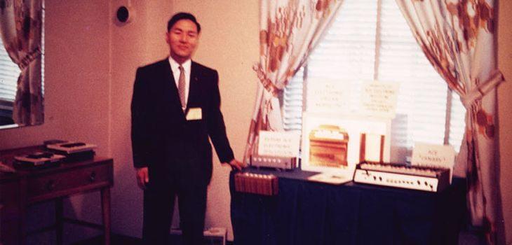 Ikutaro Kakehashi y sus instrumentos    factmag.com