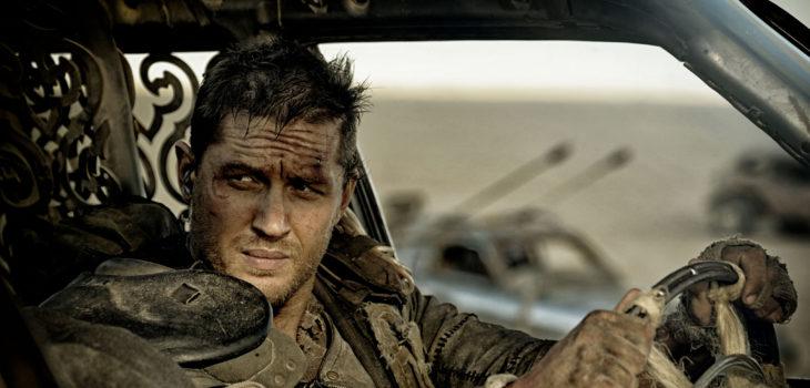 """Tom Hardy en """"Mad Max: furia en el camino"""""""