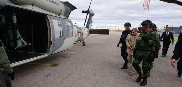 ARCHIVO | Ministerio de Interior mexicano | Agence France-Press