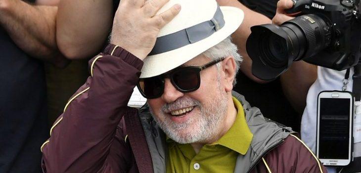 Pedro Almodovar en Cannes 2017 | Agencia AFP | Loic Venance