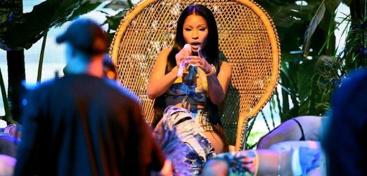 Nicki Minaj | Agencia AFP | Kevin Winter