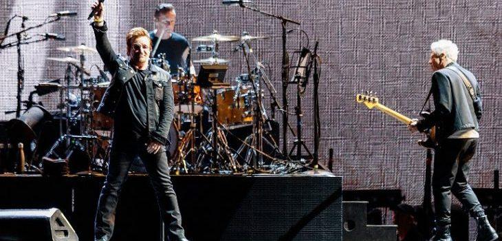 U2 | Agencia AFP | Andrew Chin