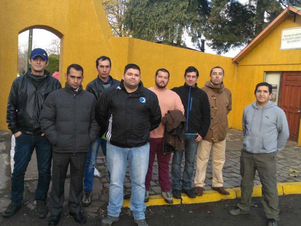 Sobrevivientes tragedia Antuco | Constanza Reyes (RBB)
