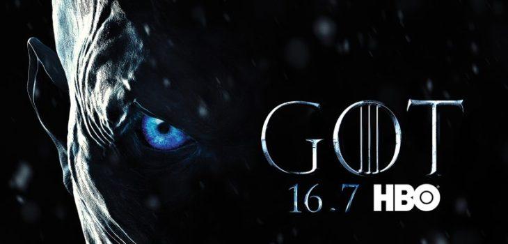 Póster oficial temporada 7 de Game of Thrones | HBO