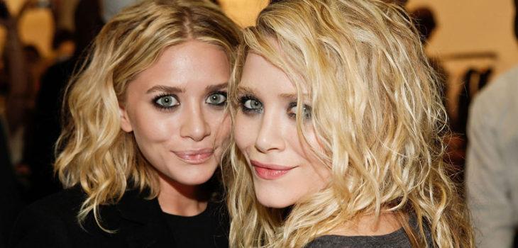 Hermanas Ashley y Mary-Kate Olsen