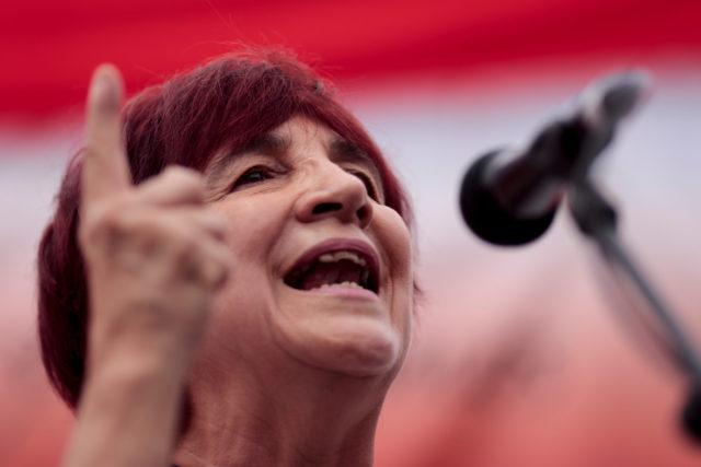 Carmen Hertz, diputada electa y abogada de derechos humanos