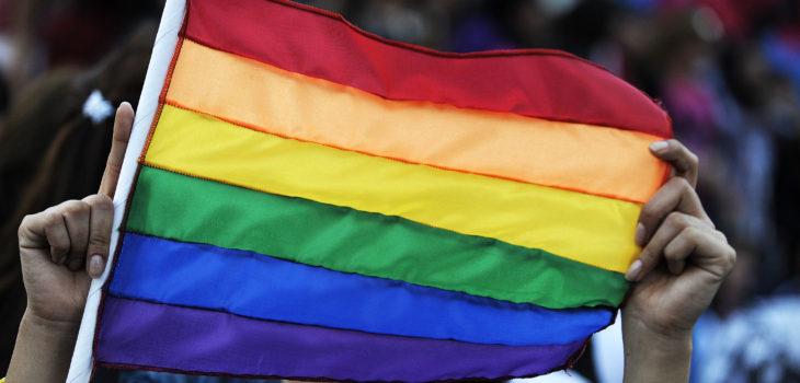Bandera LGBT | Agencia UNO