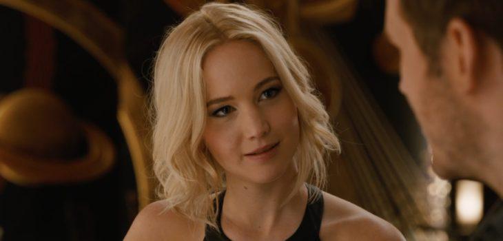 Jennifer Lawrence en Passengers