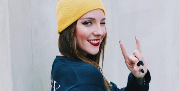 Raquel 'Kel' Calderón   Instagram