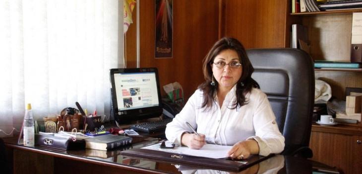 Ramona Reyes   Municipalidad de Paillaco