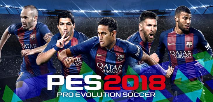PES 2018 | Konami