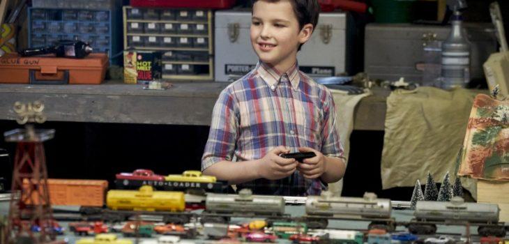 """Sheldon Cooper de niño en nueva serie """"Young Sheldon"""""""
