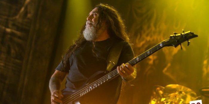 Tom Araya de Slayer | Jaime Valenzuela | DG Medios