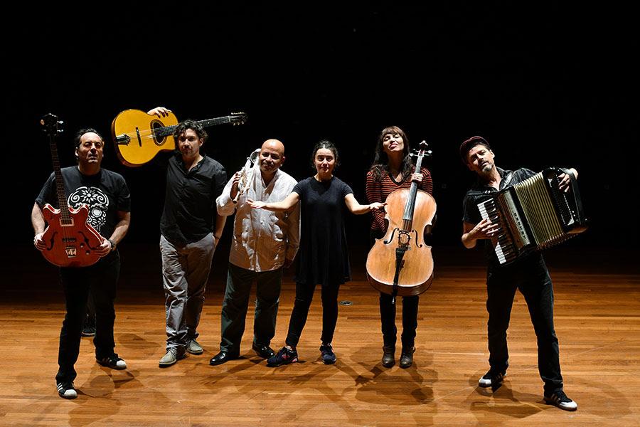 La Regia Orquesta modelo 2017 | GAM
