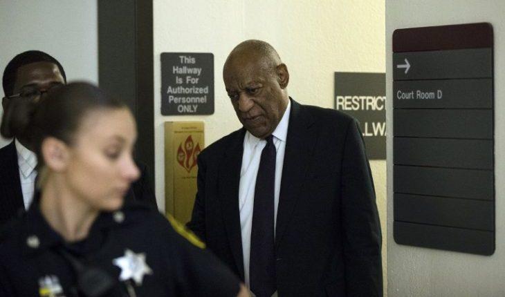 Bill Cosby durante el juicio en su contra | Agencia AFP | Matt Rourke