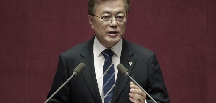 Contexto | Ahn Young-joon | Agence France-Press
