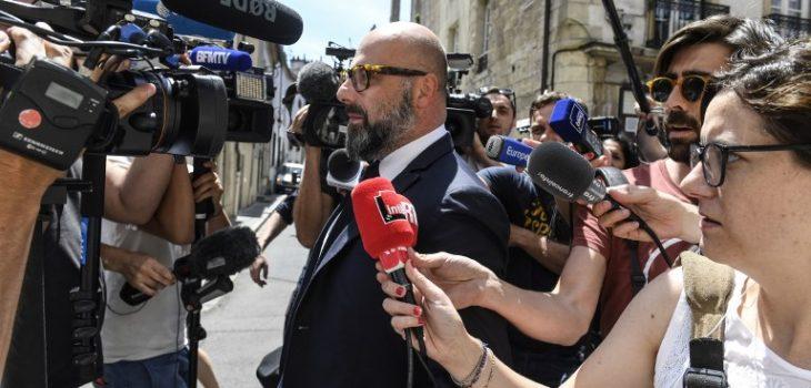 Philippe Desmazes | Agence France-Press