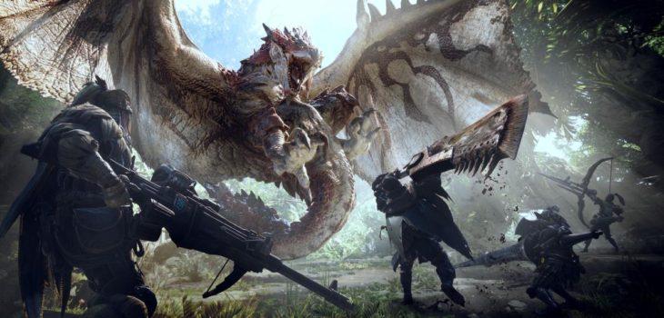 Monster Hunter World | Capcom