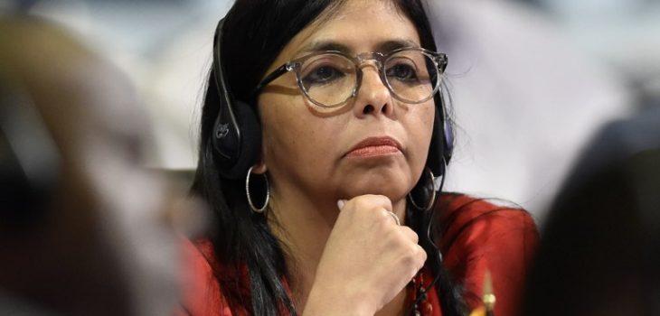 Canciller de Venezuela   ARCHIVO   Agence France-Presse