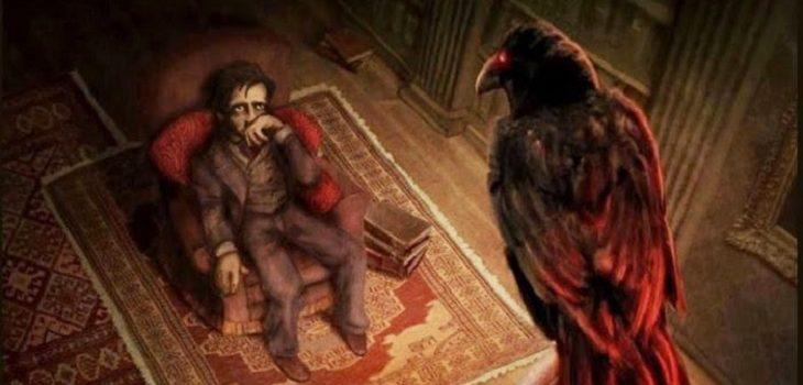 El Cuervo, Edgar Allan Poe | Créditos: El aventurero de papel