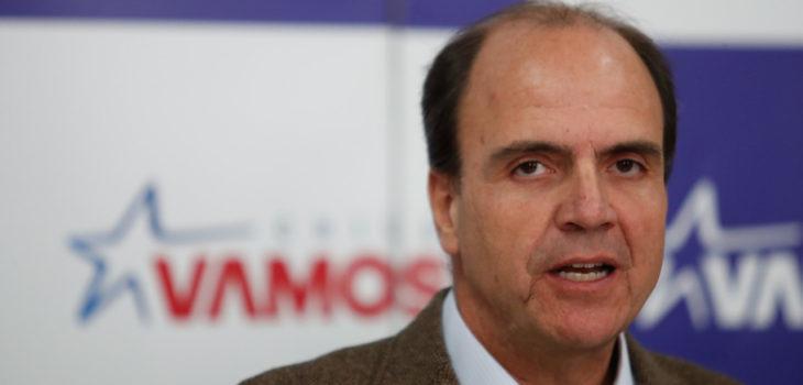 ARCHIVO   Francisco Flores Seguel   Agencia UNO