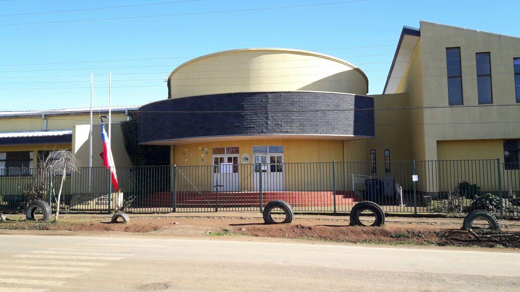 Escuela Teodosio Urrutia de Pidima | RBB