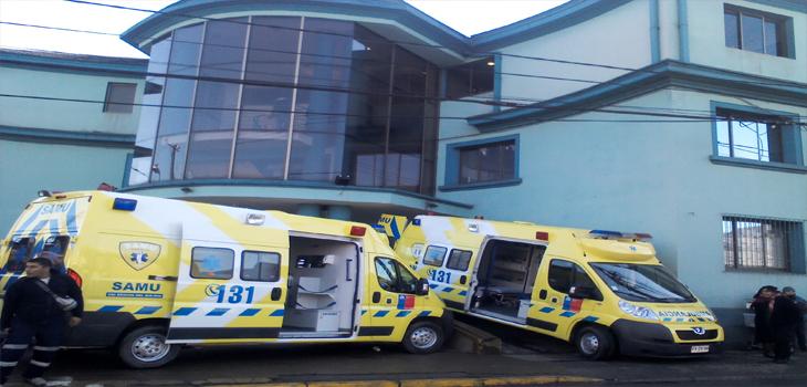 Hospital de Lota (C)