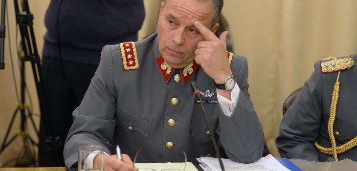 Humberto Oviedo, excomandante en Jefe del Ejército.