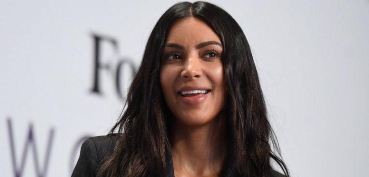 Kim Kardashian en junio de 2017 | Angela Weiss | AFP