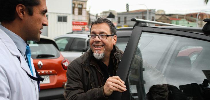 Sergio Ríos | Agencia UNO