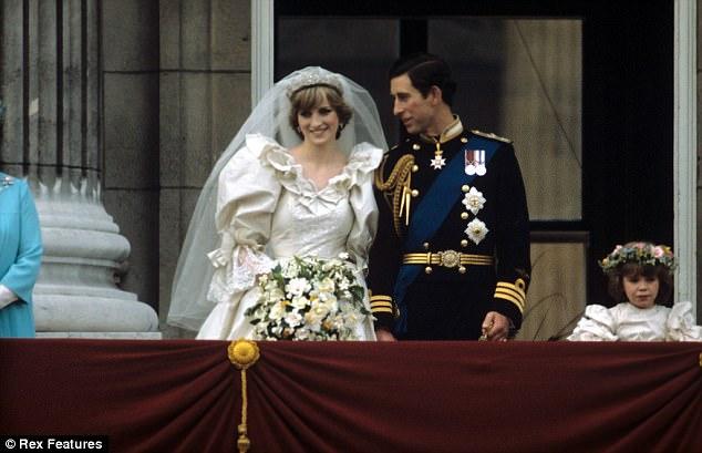 Matrimonio de Diana y Carlos
