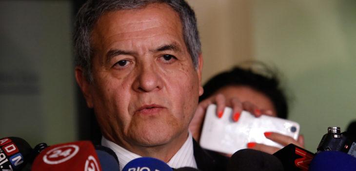 Ministro Mario Carroza | ARCHIVO | Agencia UNO