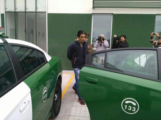 Detenidos tras persecución | Pedro Cid (RBB)
