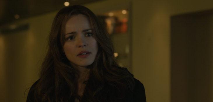 "Rachel McAdams en ""Doctor Strange""."