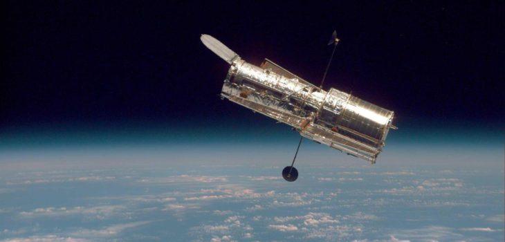 Telescopio Hubble de la NASA y la ESA
