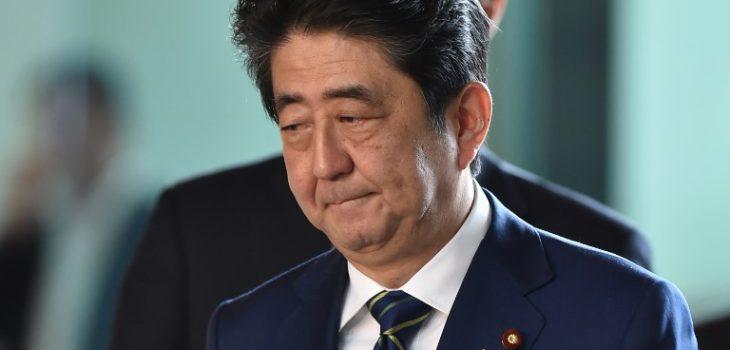 Primer ministro Shinzo Abe | Kazuhiro Nogi | Agence France-Presse