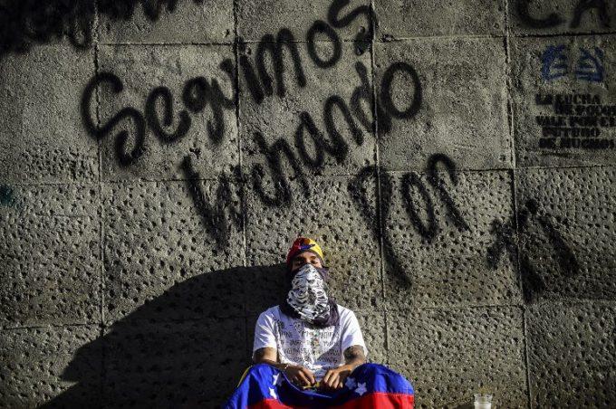 Ronaldo Schemidt | AFP Photo