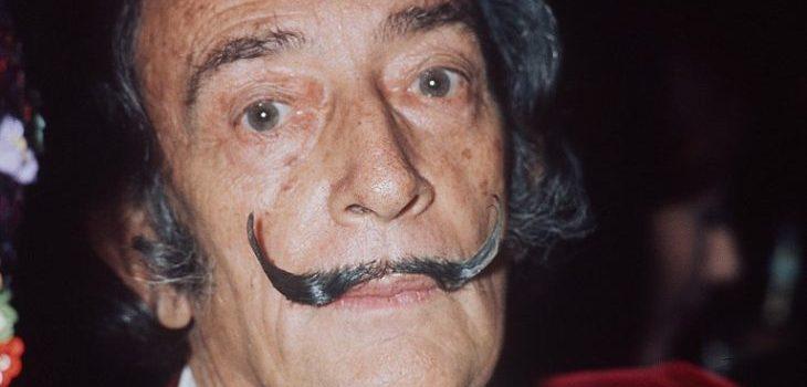 Salvador Dali | Agencia AFP
