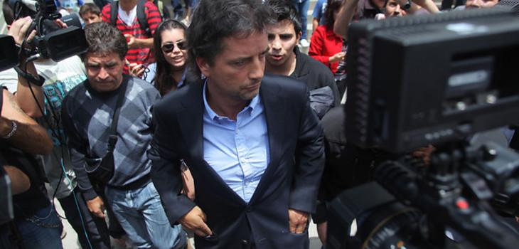 Juan Francisco Jaña | Agencia UNO